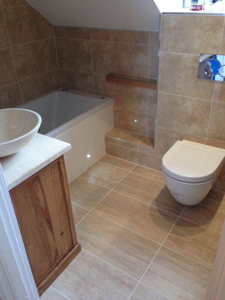 Bathroom Fitters Hertfordshire