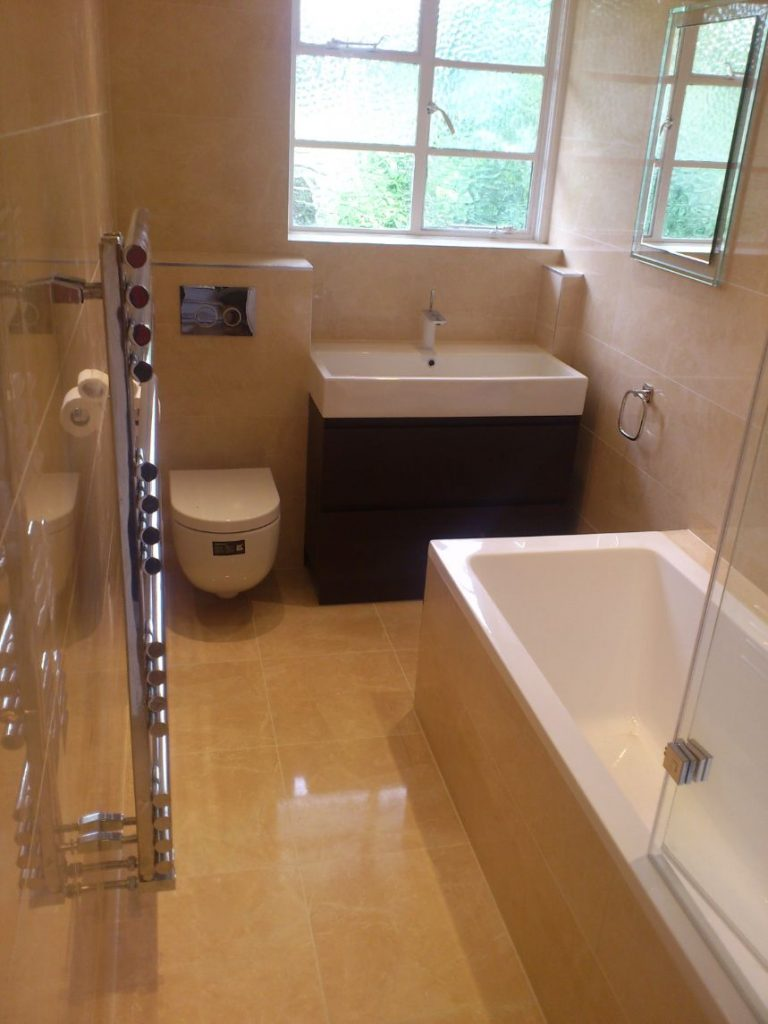 Bathroom Fitters Watford