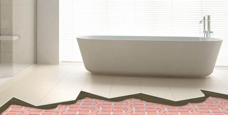 Benefits of Underfloor Heating