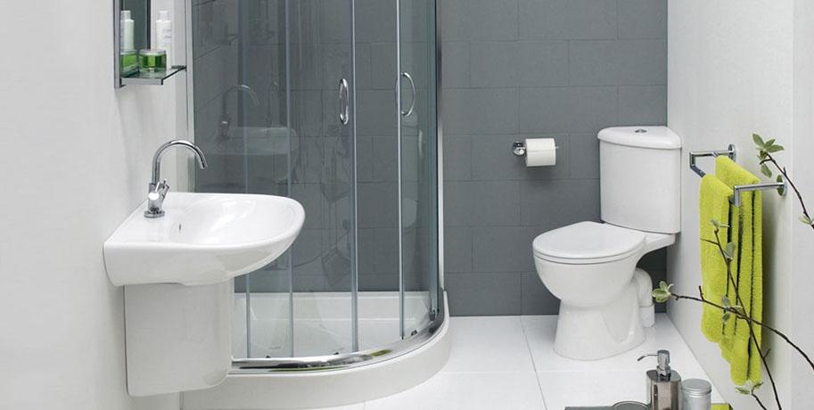 Clear Glass Shower Walls Small Bathroom Designs