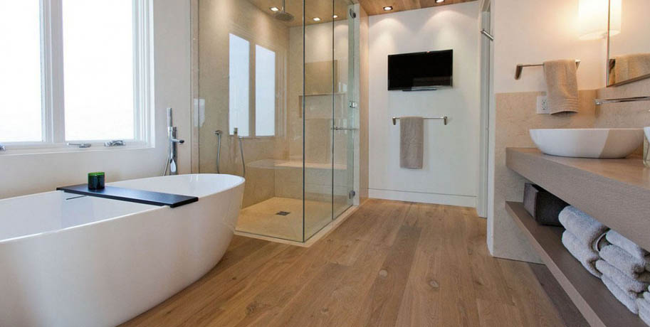 Desiging your luxury bathroom