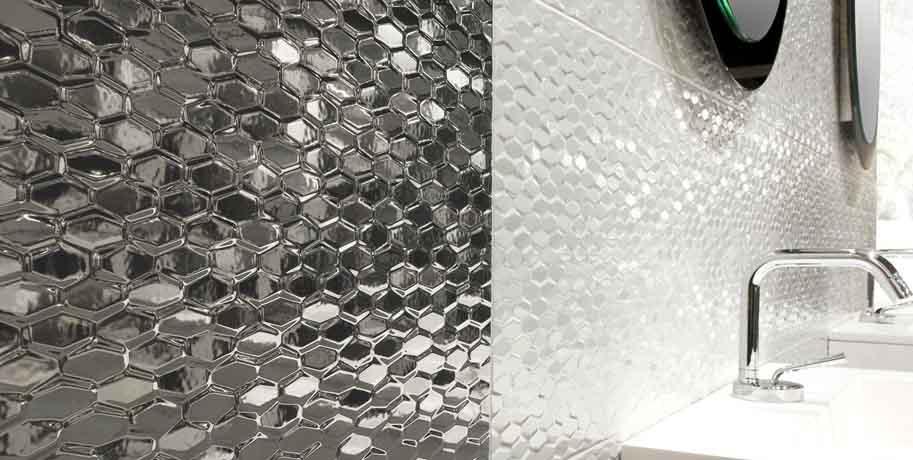 Glaze Vs. Unglazed Bathroom Tiles