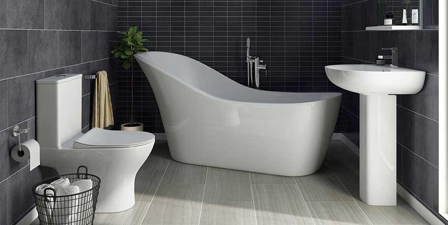 New Bathroom Installation Process