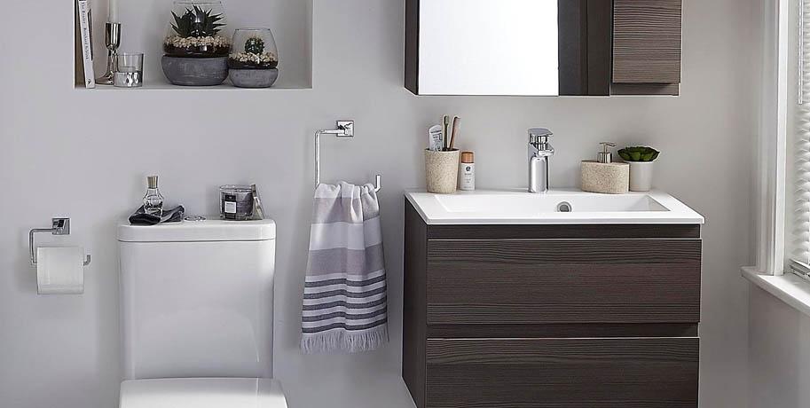 Recess All Storage Space Bathroom Ideas