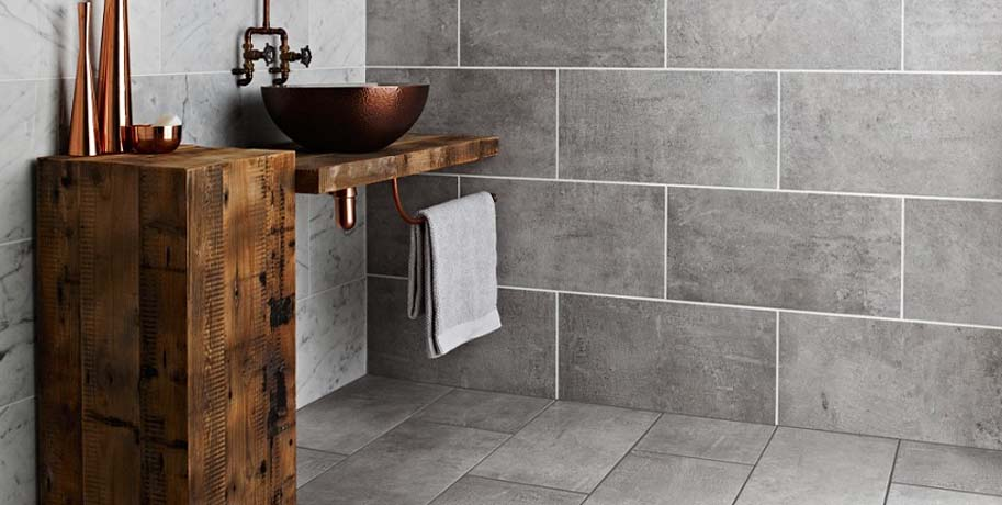 Selecting a Tile Type For Your Bathroom