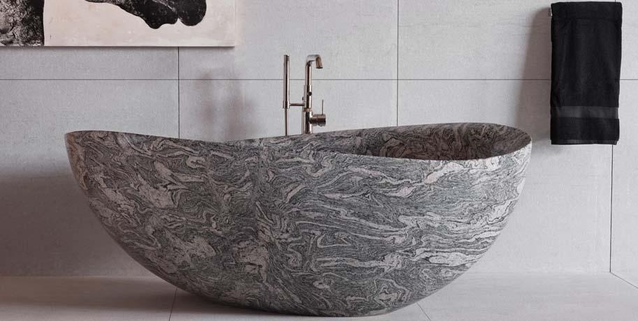 Stone Bath Tub Ideas
